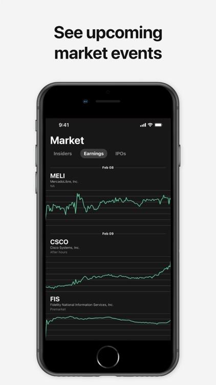 Goodseed: Invest Smarter screenshot-5