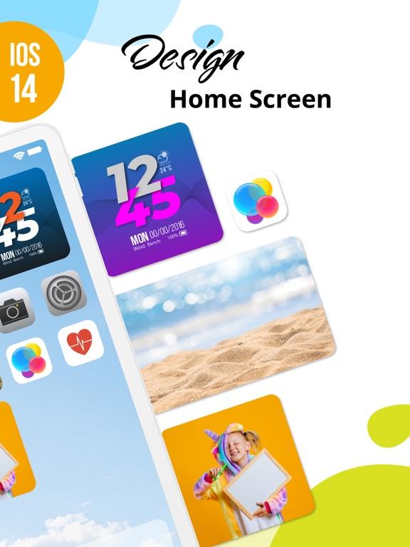 My Photo Widget Screenのおすすめ画像2