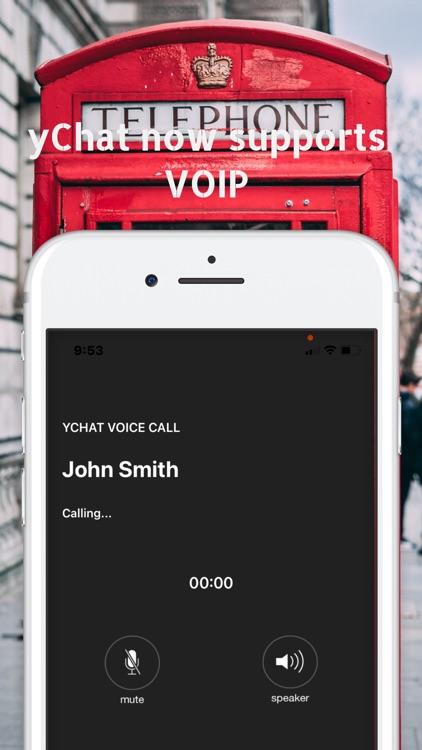 yChat screenshot-4