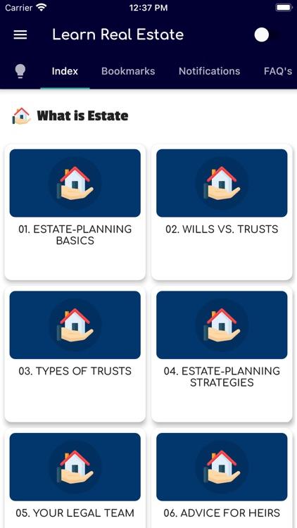 Learn Real Estate Investing screenshot-3