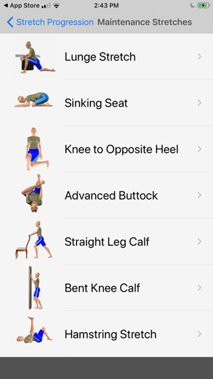 Stretch For Pain Relief Lower screenshot-9