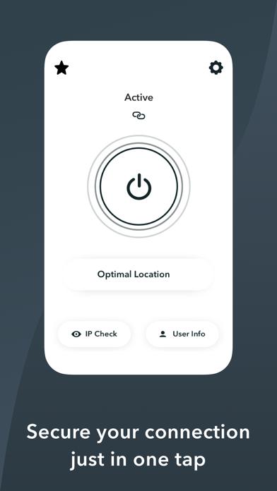 Patrix VPN Screenshot