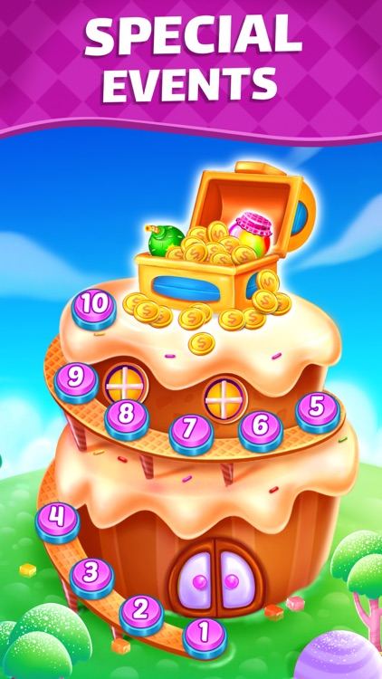 Cake Blast - Match 3 Puzzle screenshot-5