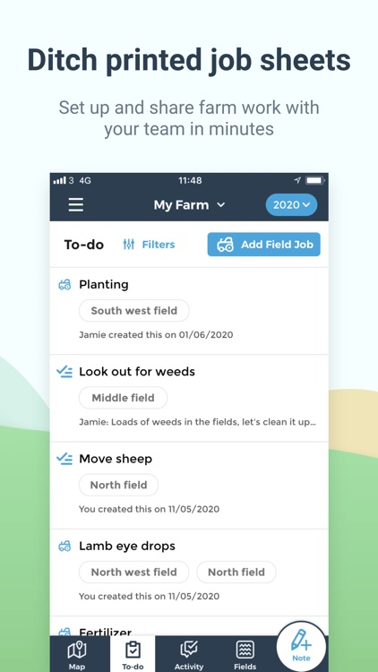 fieldmargin: manage your farm screenshot-3