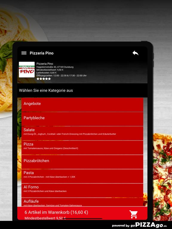 Pino Duisburg screenshot 8