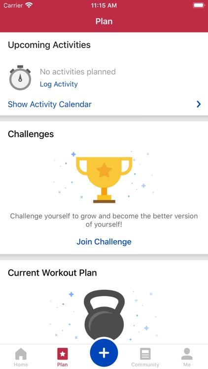California Family Fitness App screenshot-4
