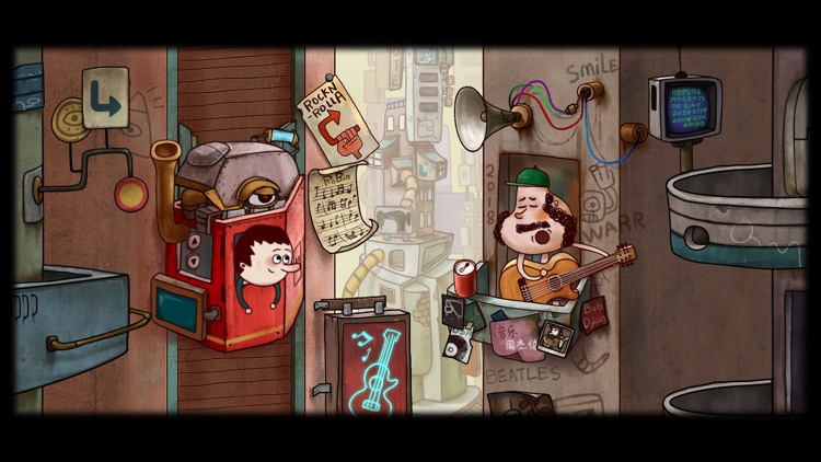 One Way: The Elevator screenshot-3