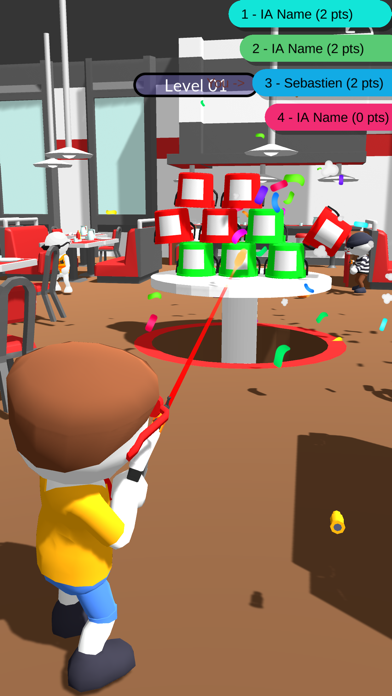 Shoot Out 3D! screenshot #5