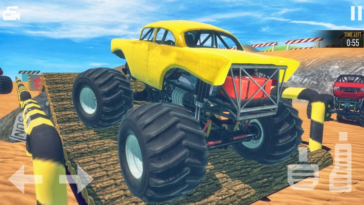 Monster Truck: Lets Go Offroad screenshot-4