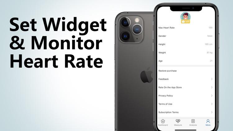 Heart Rate Health Monitor screenshot-4