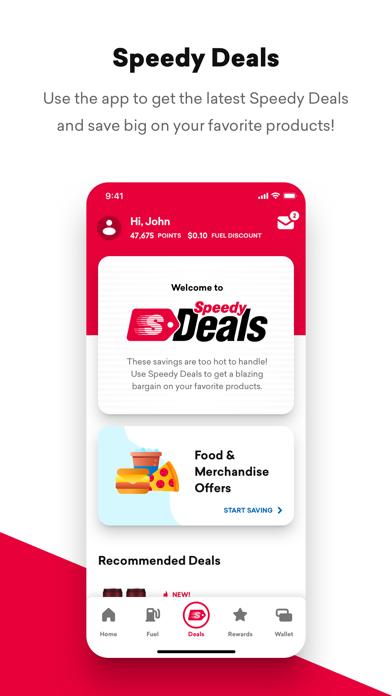 messages.download Speedway Fuel & Speedy Rewards software