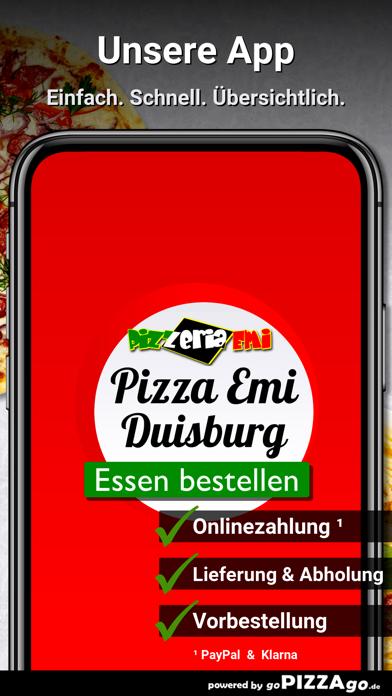 Pizzeria Emi Duisburg screenshot 1