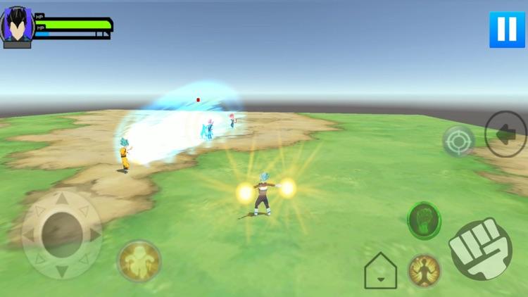 Stickman Warrior Z 3D