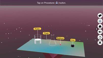 Chemical Reaction: State & Gas screenshot 6
