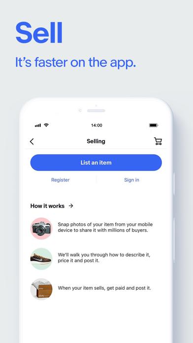 eBay - Buy, sell and save screenshot three