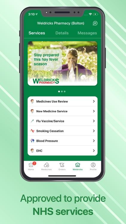 Weldricks: NHS Prescriptions screenshot-5
