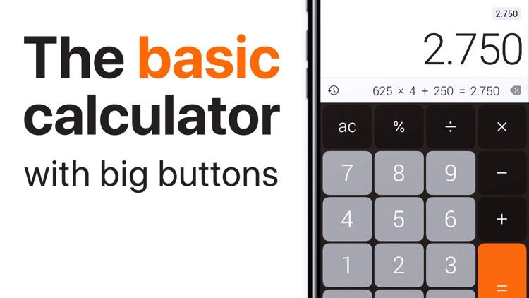 The Calculator ٞ screenshot-0
