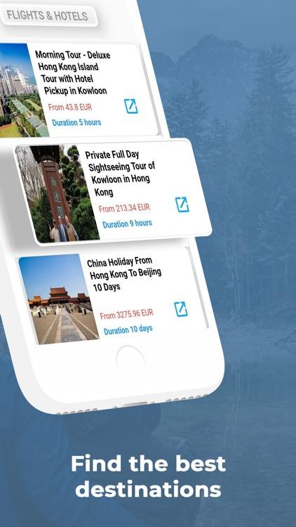 Travel Planner: Plan your Trip screenshot-3