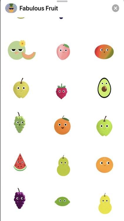 Fabulous Fruit screenshot-5