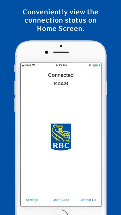 RBC EZPay 2.0 screenshot-0