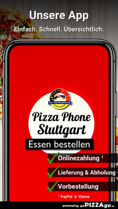 Pizza Phone Weilimdorf screenshot 1
