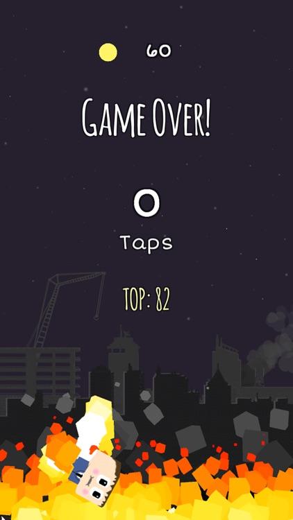 Don't Drop Dan: Tap to survive screenshot-7