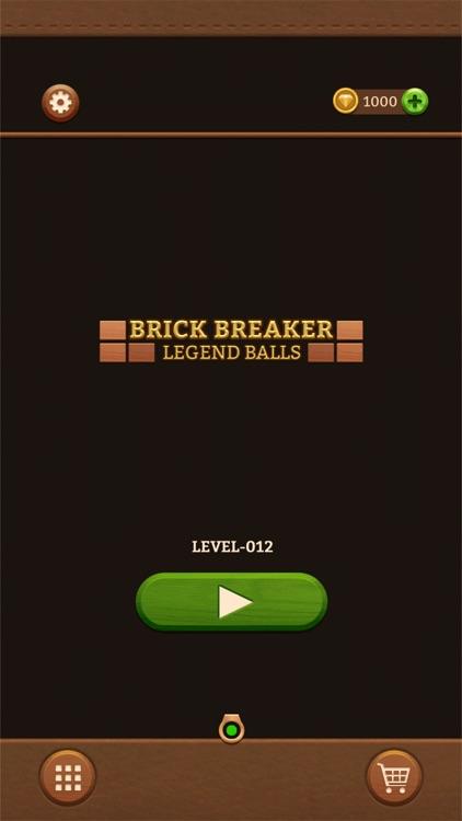 Brick Breaker: Legend Balls screenshot-6