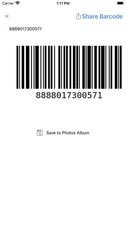 QR Code - Barcode Reader