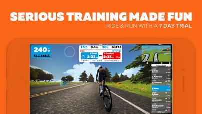Zwift: Ride and Run Screenshot