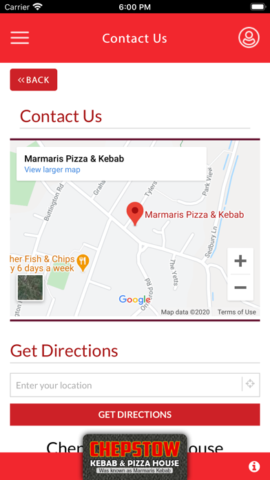 CHEPSTOW KEBAB & PIZZA HOUSE screenshot 9