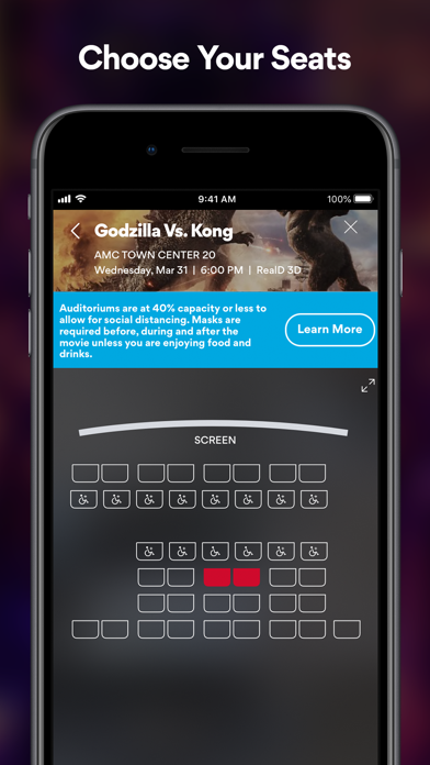 download AMC Theatres: Movies & More for PC