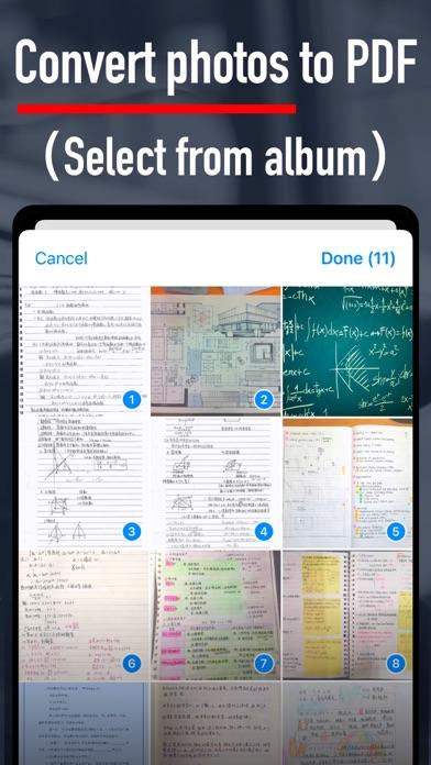 Halo PDF (Make PDF documents) Screenshots