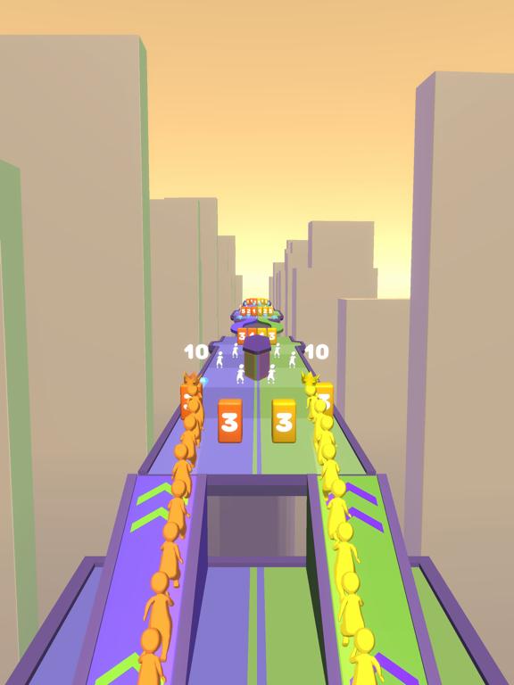 Crowd Snake Run screenshot 14
