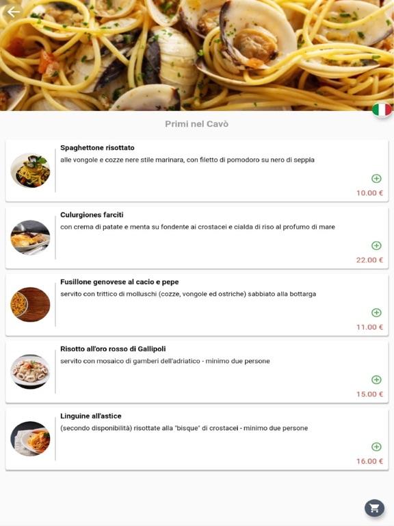 Antico Cavò screenshot 6