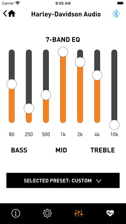 Harley-Davidson Audio screenshot-3