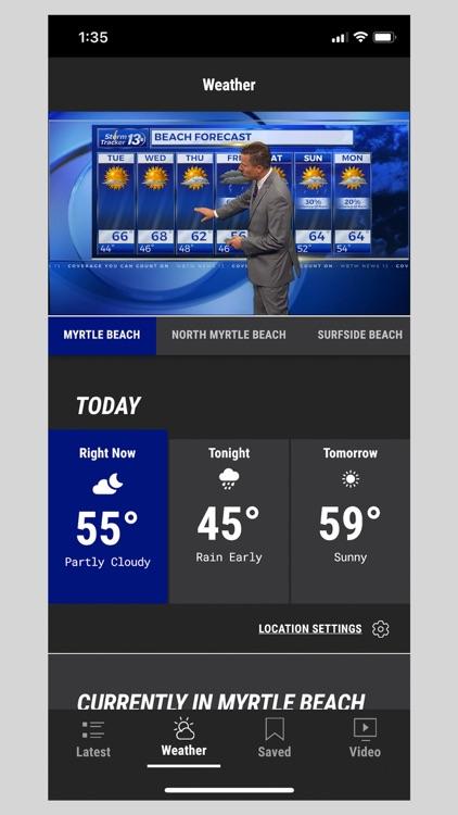 WBTW News13 - Myrtle Beach, SC