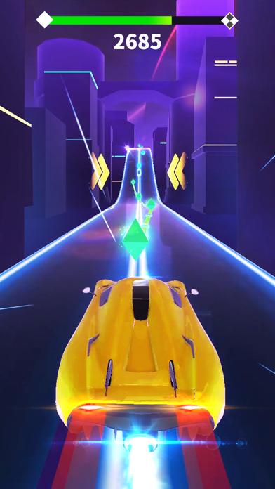 Racing Rhythm screenshot 1