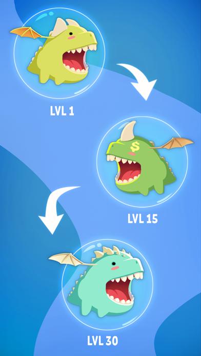 ドラゴンウォーズ io:クリック&合体のおすすめ画像5
