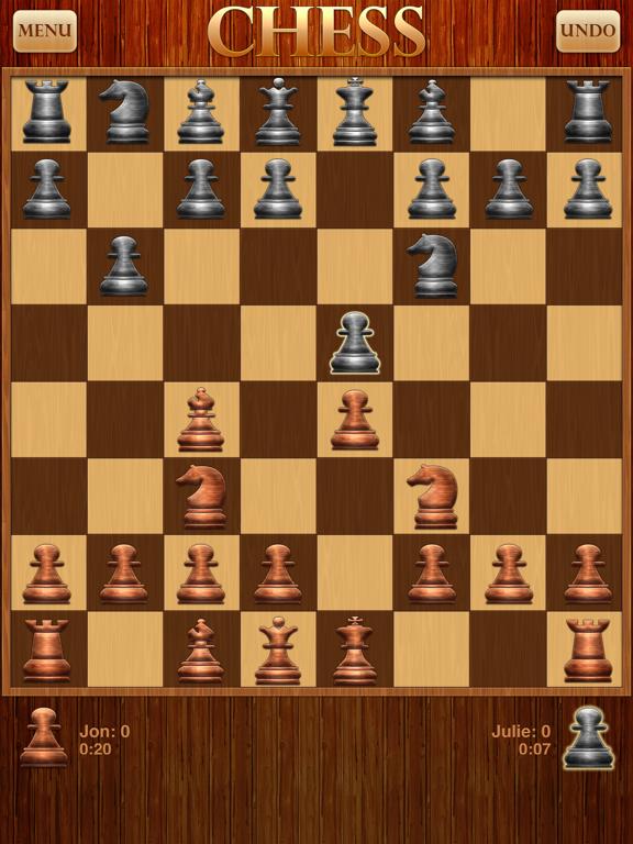 Chess HD  ∙ screenshot two
