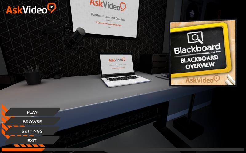 Overview of Blackboard Learn скриншот программы 1