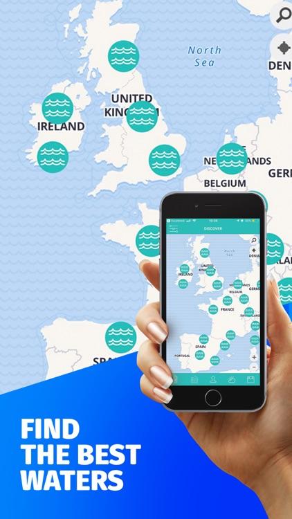 Fishinda - Fishing App