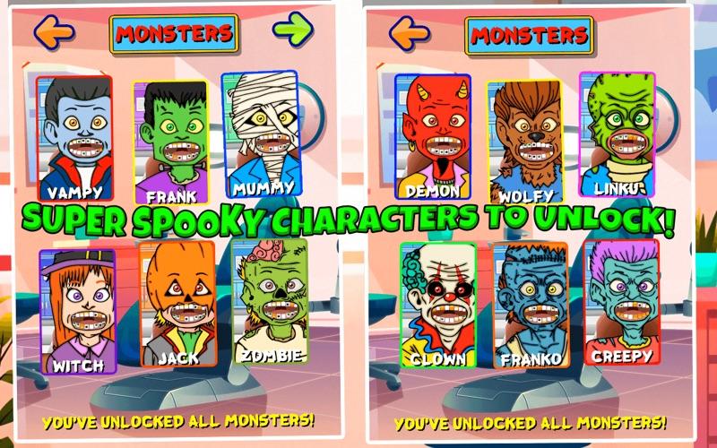 Halloween Dentist For Kids screenshot 2