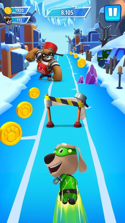 汤姆猫英雄跑酷 screenshot-3