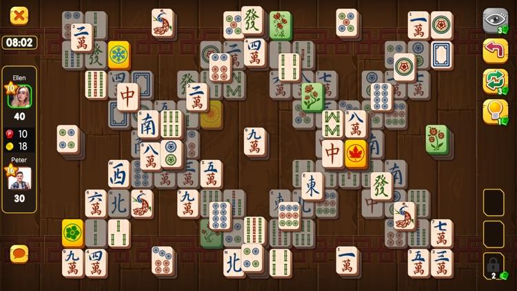 Mahjong Challenge Touch and Go screenshot-3
