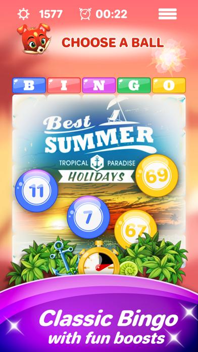 Paradise Blitz: Bingo Party screenshot 4