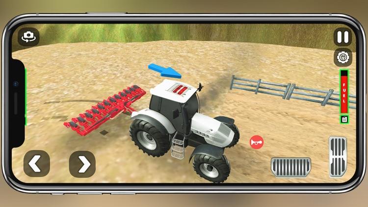 Modern Farming Simulation screenshot-3