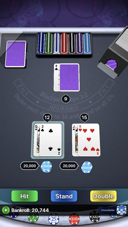 Blackjack 21 ◈ screenshot-3