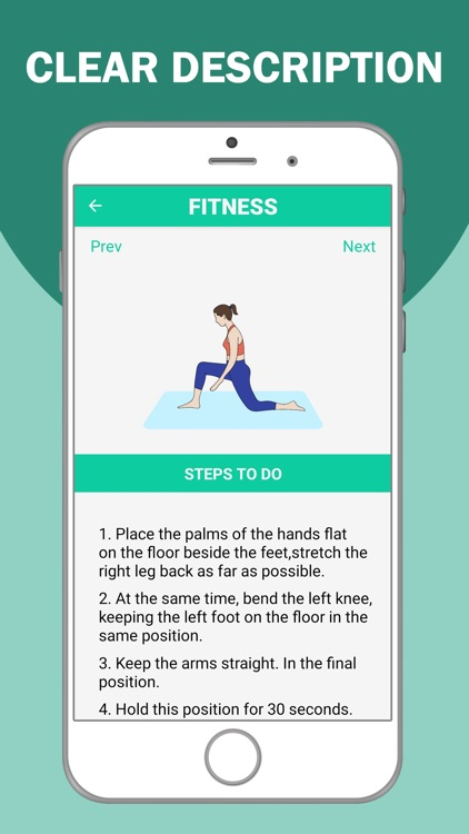 Yoga for Daily Fitness Workout screenshot-4