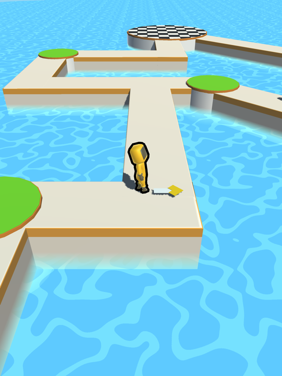 Invisible Maze 3D screenshot 4