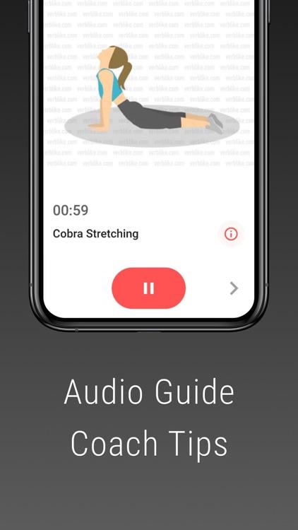 Six Pack Abs Workout Plan screenshot-3